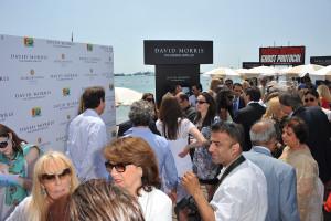 David Morris Lunch - 64th Annual Cannes Film Festival